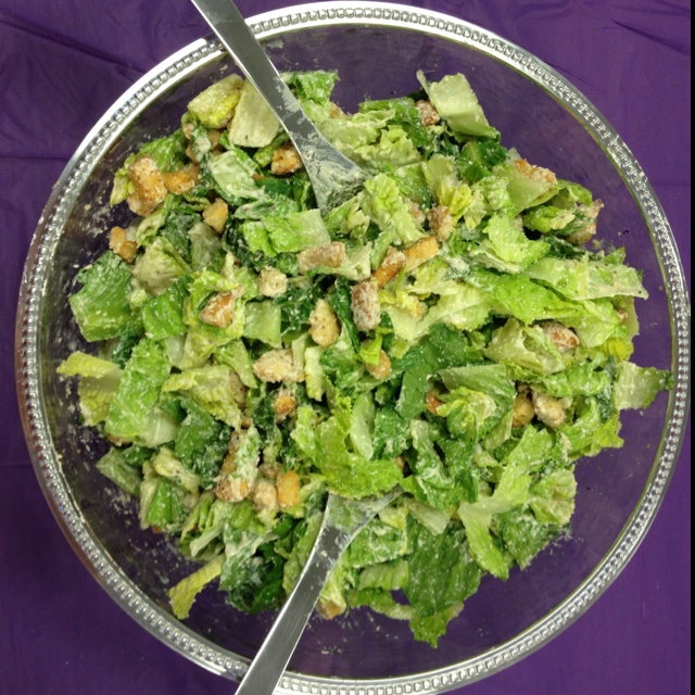 My Caesar Salad! | my creations | Pinterest