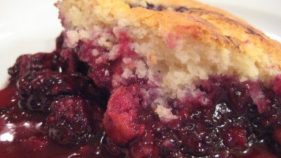 Blackberry Slump | desserts | Pinterest