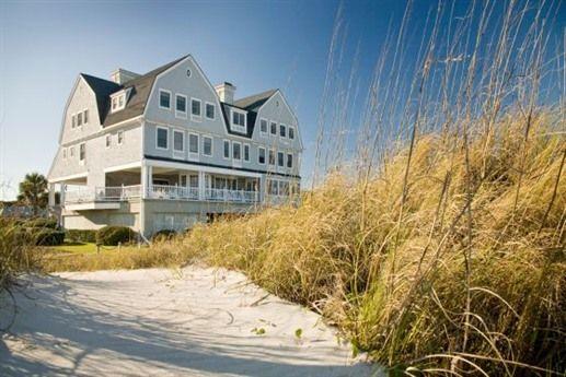 Elizabeth Pointe Lodge  Amelia Island.  I just love this place.   Room #18!