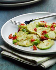 Chayote Salad #recipe | Heart Healthy Recipes