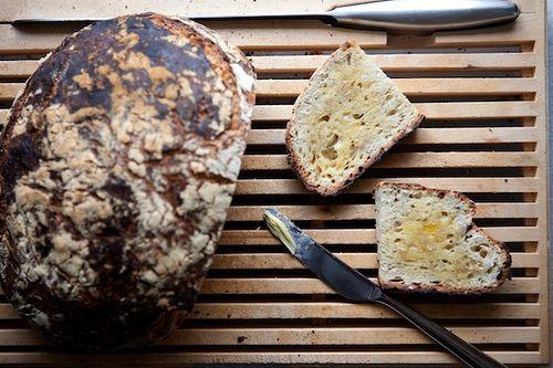maple oat bread - truly, an amazing bread