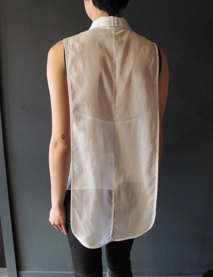 Line II - by DION LEE - Sleeveless Back