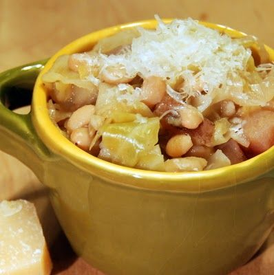 Scrambled Henfruit: Rustic Cabbage Soup and New Year's Intentions