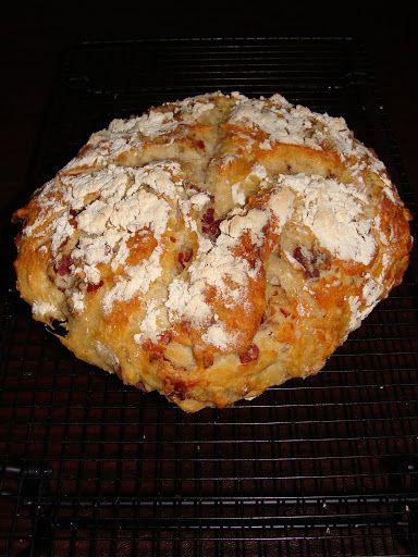 Prosciutto Bread Recipe — Dishmaps