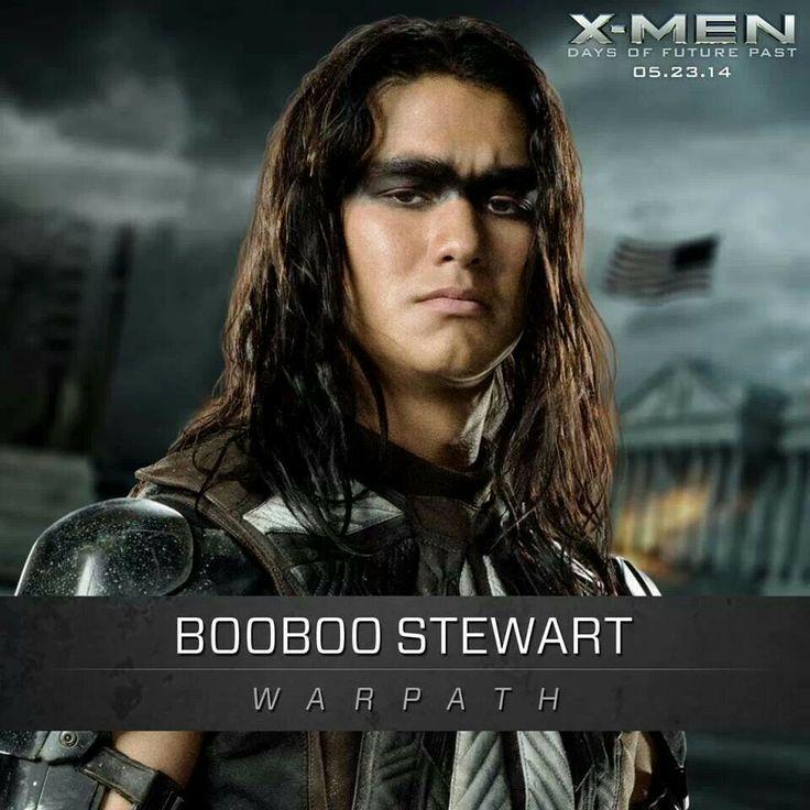 Warpath   Booboo stewart   X-Men      No words can describe the    X Men Warpath Booboo Stewart