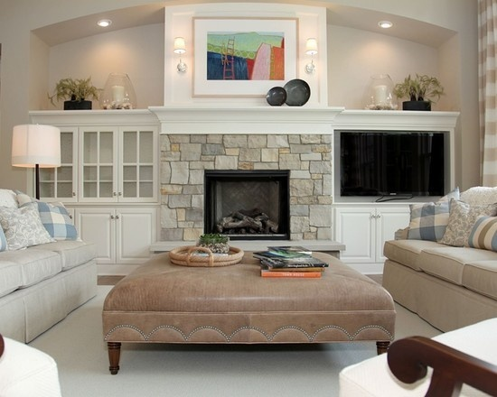 fireplace side tv cabinets house reno
