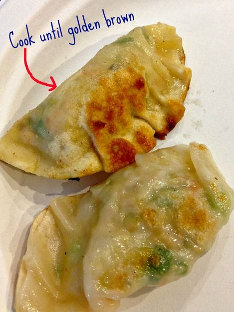 The Enchanting Life: Delicious (and easy) Pot Stickers Recipe