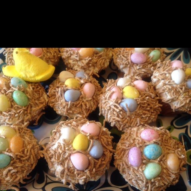 Easter Cupcake Decorating Ideas Pinterest : Easter cupcakes Baking - Decorating Ideas Pinterest