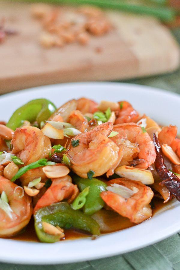 Kung Pao Shrimp | ..Favorite Recipes.. | Pinterest