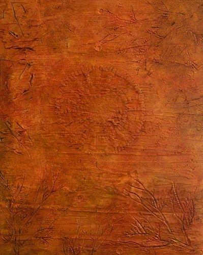 Burnt Orange Art Creativity Diy Pinterest