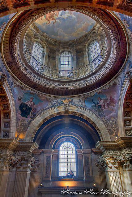 Castle Howard Interior Dome
