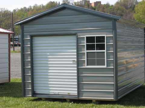 Storage shed 6x6 custom sheds geelong pinterest for Garden shed 6x6