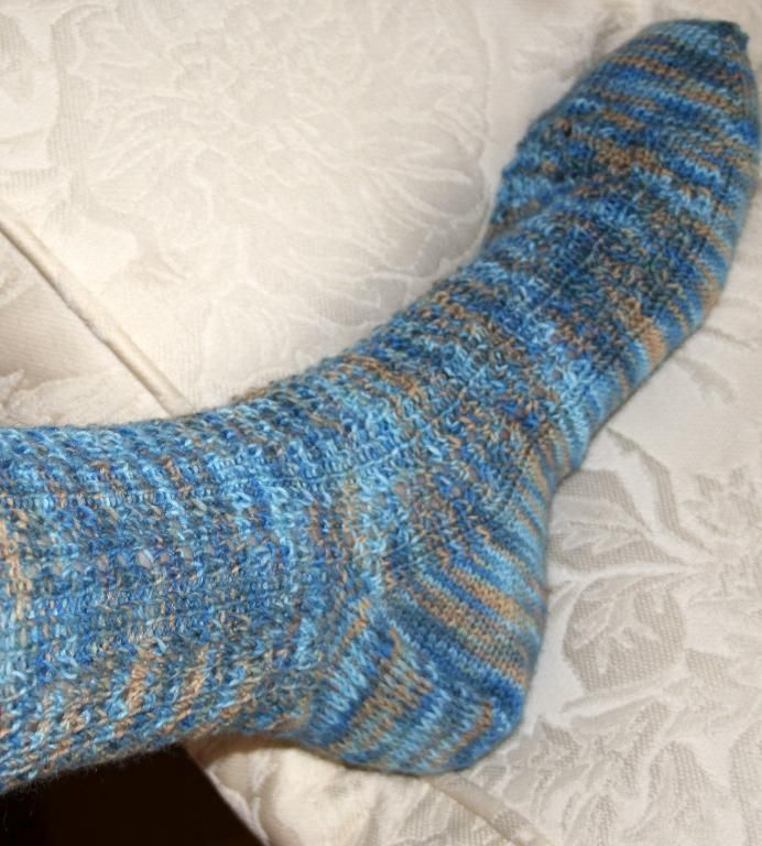Knitting: First Toe Up Socks YARN: Project Queue Pinterest