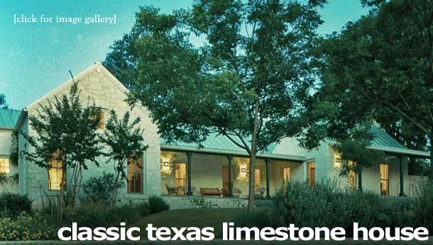 Texas style for Texas hill country style