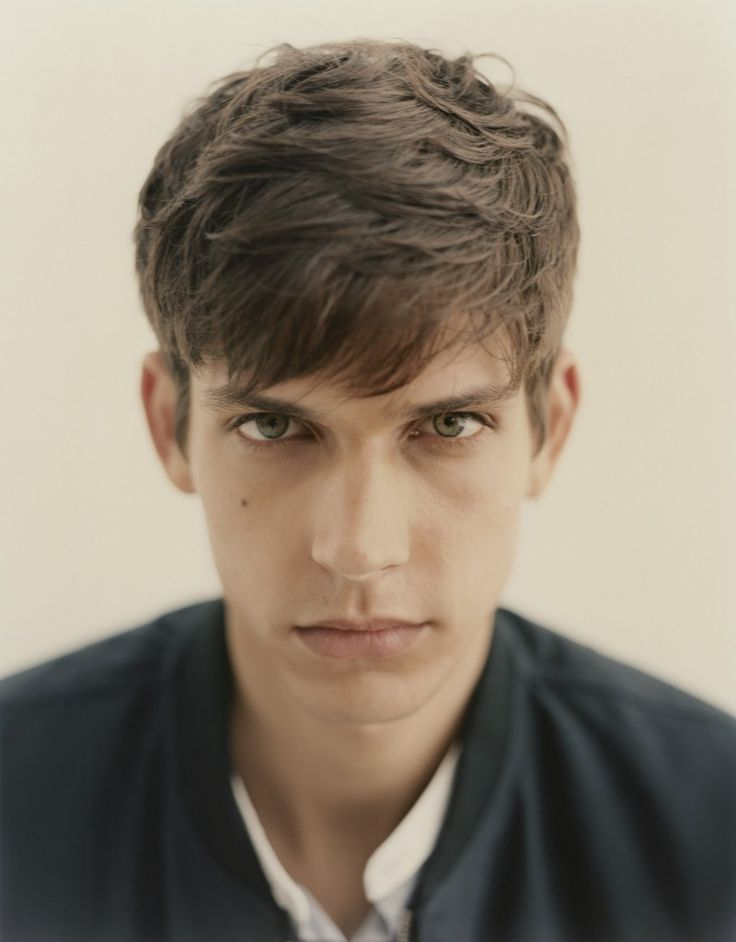 mens fringe | Men's fringe hairstyle / mens bang hairstyle ...