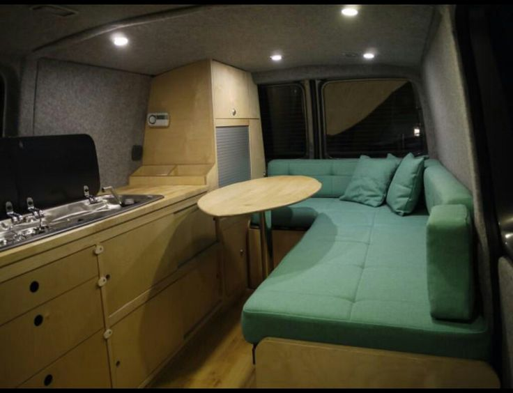 T4 interior campervan interiors pinterest for Vw t4 interior designs