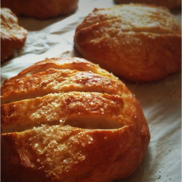 Homemade pretzel rolls | Breads, Muffins and Pastries | Pinterest