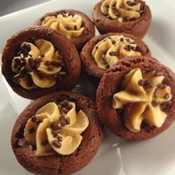 Chocolate Peanut Butter | EDIBLE - Cookies | Pinterest