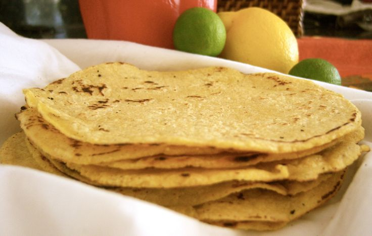 How to Make Authenic GF Corn Tortillas at Home