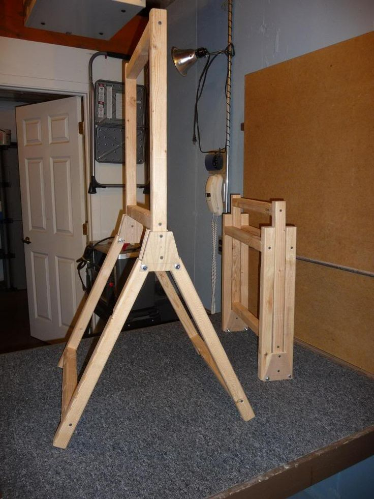 Target Stand Plans additionally DIY Portable Shooting Target Stand ...