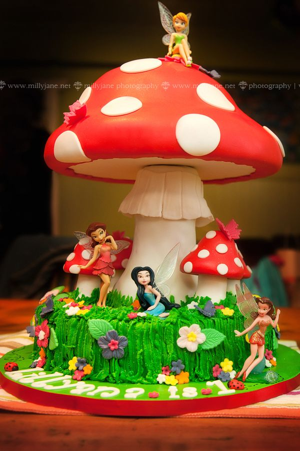 Fairy Cake Ideas Birthday Party : Pin by Alison Cherney on party ideas Pinterest