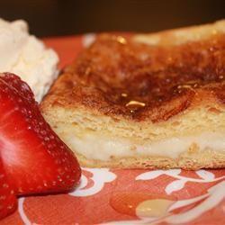 Sopapilla Cheesecake Pie
