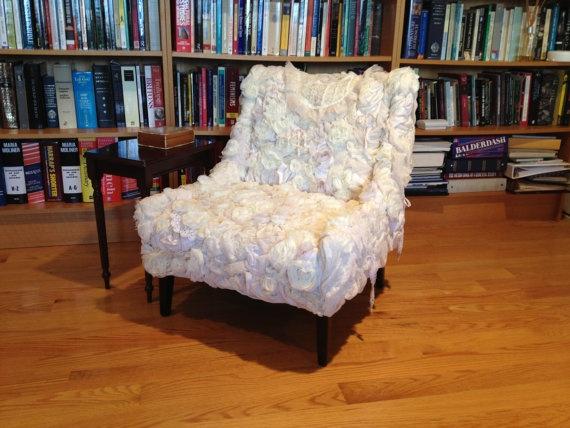 petite mimi chair by TrinaHazleyDesign on Etsy, $3100.00
