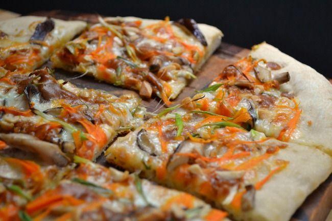 shiitake mushroom pizza shiitake mushroom pizza come upon shiitake ...