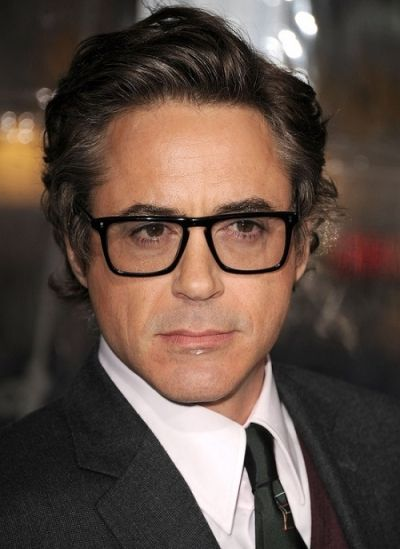 rock n roll hairstyles : Robert Downey Jr. Celebrity Hairstyles - Men Pinterest