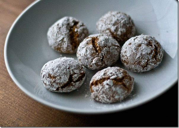 Soft Molasses Spice Cookies | Cookies....cookies..and more cookies ...
