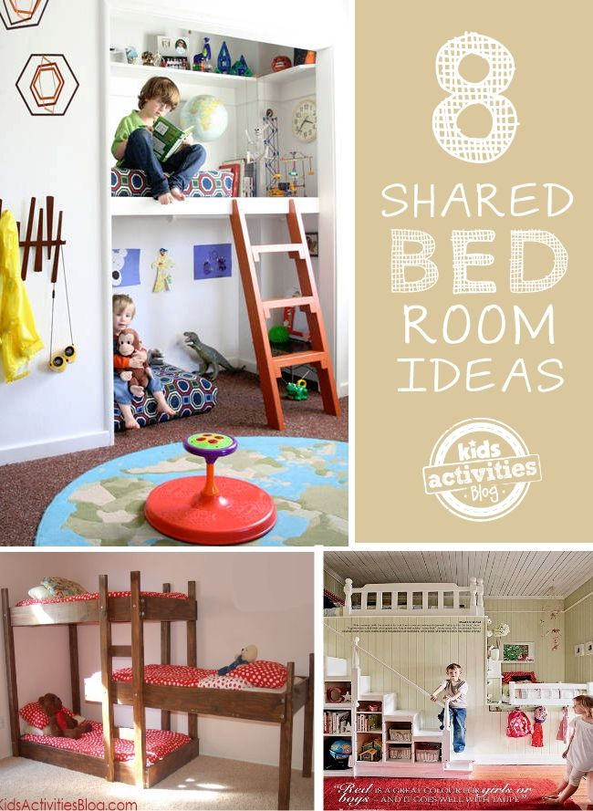 boy and girl shared bedroom ideas 5 is genius and cute