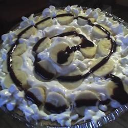 Banana Caramel Pie II Allrecipes.com