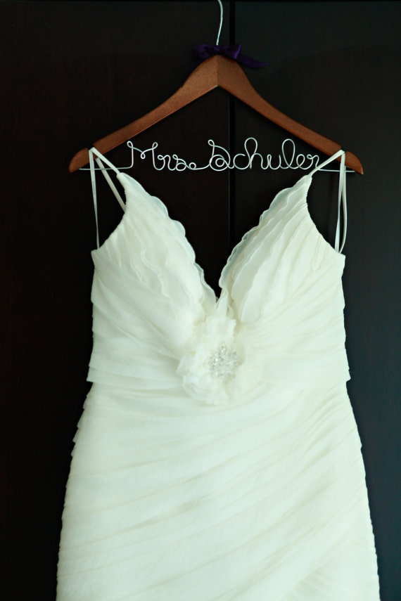 Wedding Gown Hanger
