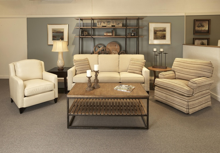 Living Room Table Furniture LaChance Showrooms Pinterest