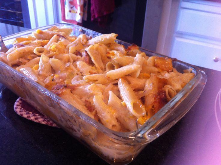 butternut squash pasta al forno recipes dishmaps pasta pasta al forno ...