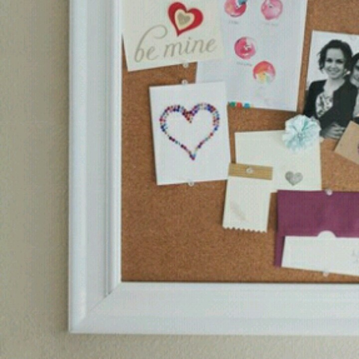 Cork board wall pinterest crafts Home decor pinterest boards to follow