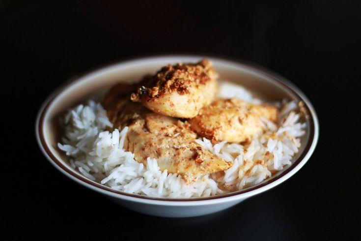 Super simple dinner: Tandoori Chicken in 3 Ingredients #chicken #easy ...
