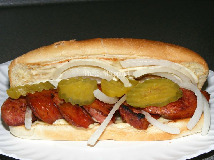 Dinner Tonight: Andouille Po' Boy 'Creolaise' | Recipe