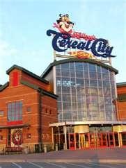 Cereal City, Battle Creek Michigan