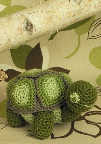 Free Crochet Pattern Turtle : Amigurumi turtle crochet. Free pattern!. baby crochet ...