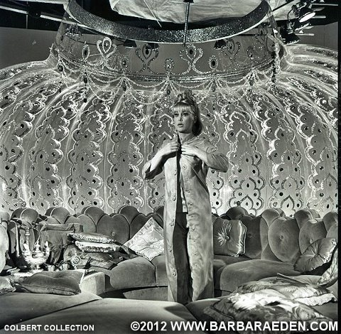 Rare inside of Jeannie's bottle photo | I Dream of Jeannie ...