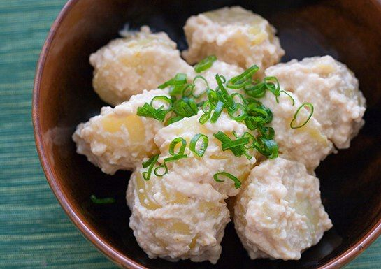 ... Potato Saladhttp://www.humblebeanblog.com/2009/11/japanese-new-potato