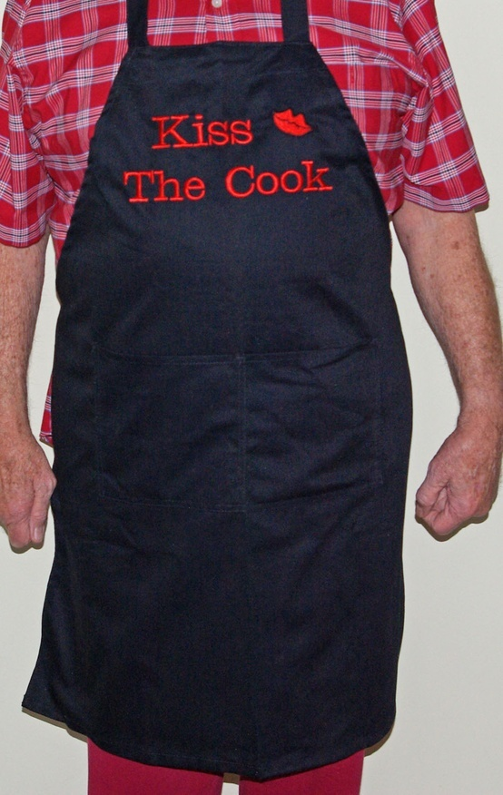 $20.00 Apron will fit most adults.   However, it is too large for a petite person.