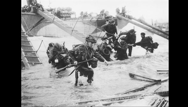 d day landing pictures