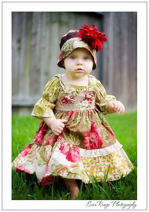 Blog without seeing matilda jane clothing on the little girls
