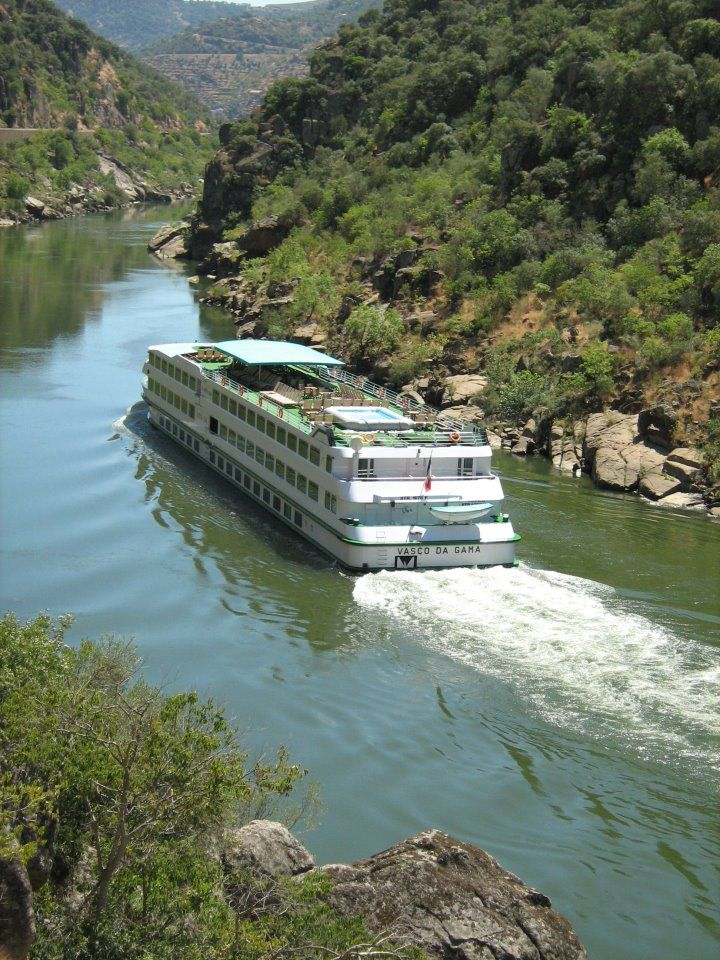Cruising Douro River Portugal  Portugal  Pinterest