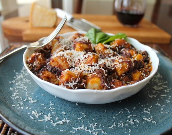 Gnocchi Poutine With Short Rib Ragu Recipe — Dishmaps