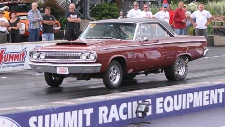 memorial day car race