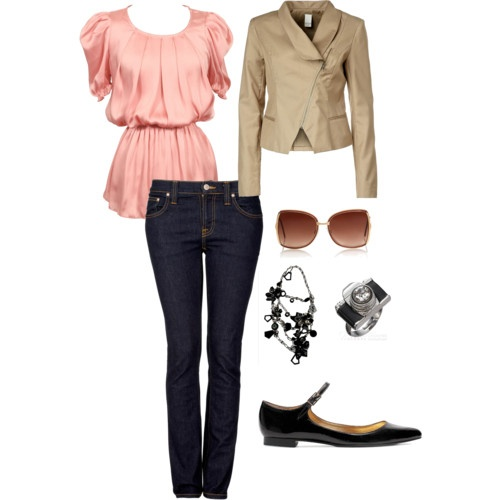 Cute And Casual Work Outfit | U0026quot;Fashion Fanaticu0026quot; | Pinterest