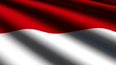 flag for indonesia
